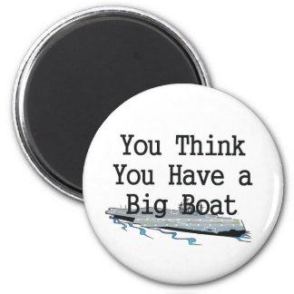 TOP Big Boat Magnet