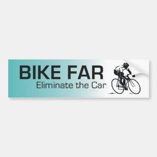 TOP Bike Far Bumper Sticker
