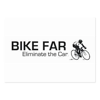 TOP Bike Far Business Card Template