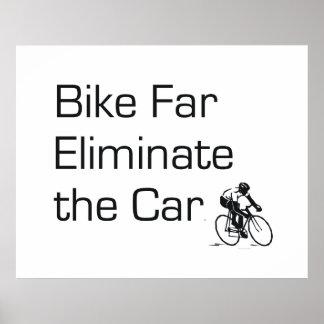 TOP Bike Far Poster