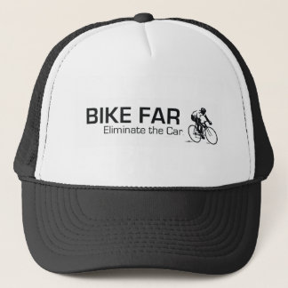 TOP Bike Far Trucker Hat