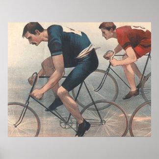 TOP Bike Race Poster