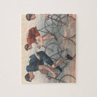 TOP Bike Race Puzzle