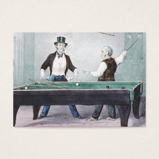TOP Billiards Business Card