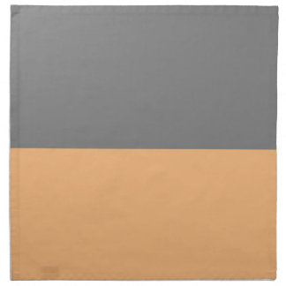 top black bottom orange 50 lightness.jpg cloth napkin