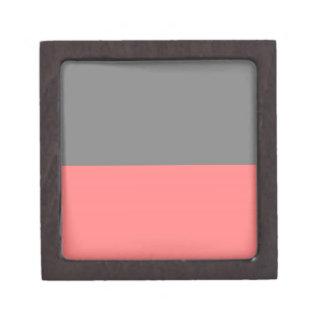 top black bottom red 50 lightness DIY custom Gift Box