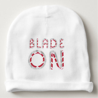 TOP Blade On Baby Beanie