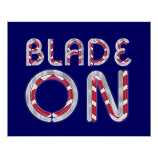 TOP Blade On Poster