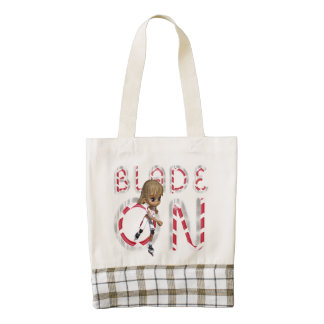 TOP Blade On Zazzle HEART Tote Bag