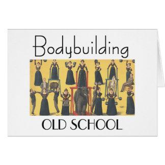 TOP Bodybuilding Girl Card
