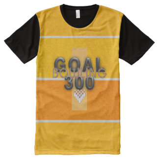 TOP Bowling Goal All-Over Print Shirt