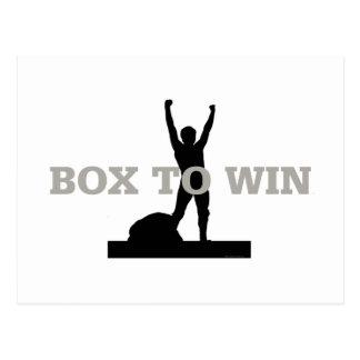 TOP Box to Win Postcard