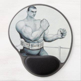 TOP Boxing Gel Mouse Pad