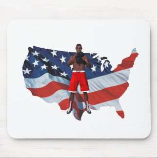 TOP Boxing in the USA Mousepads