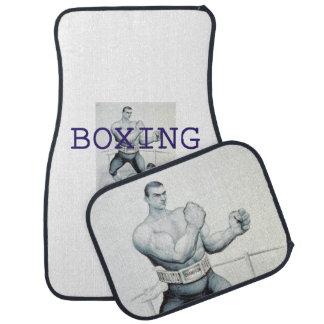 TOP Boxing Floor Mat