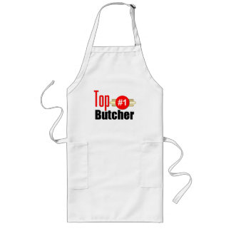 Top Butcher Long Apron