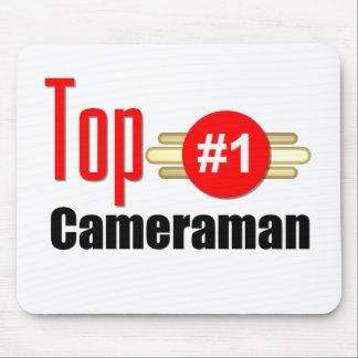 Top Cameraman Mousepads
