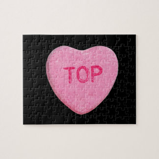 TOP CANDY HEART - png Puzzles