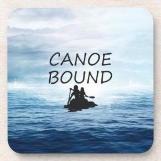 TOP Canoe Bound Drink Coaster
