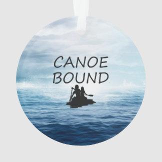 TOP Canoe Bound Ornament