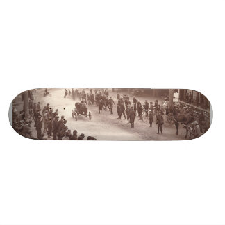 TOP Car Race Old School Skateboard