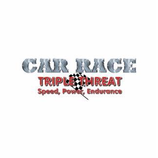 TOP Car Race Triple Cutout