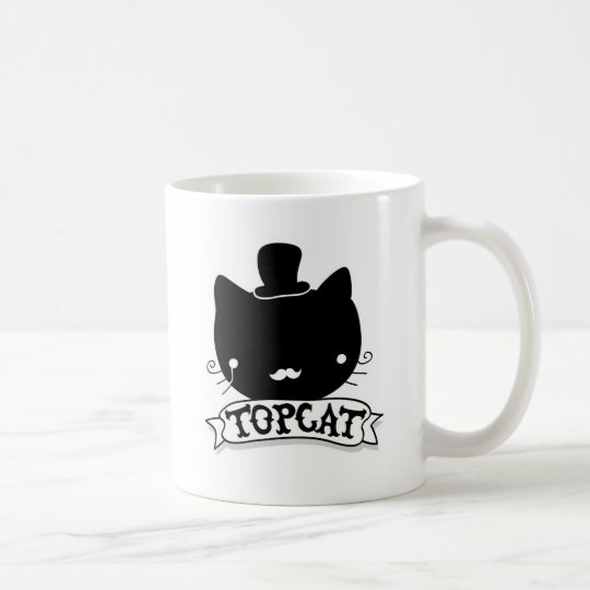 Top Cat Coffee Mug