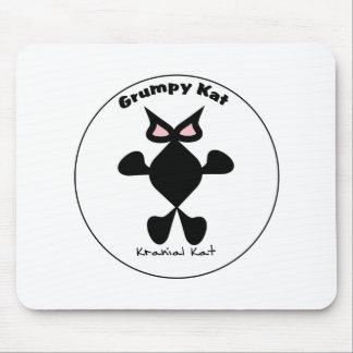 Top Cat, Cool Cat, Grumpy Kat Kranial Kat, Mouse Pad