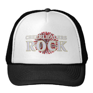 TOP Cheerleaders Rock Trucker Hat