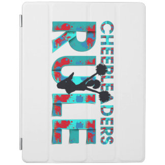 TOP Cheerleaders Rule iPad Cover