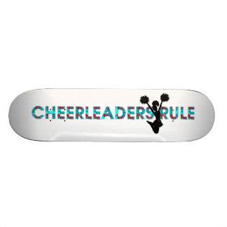 TOP Cheerleaders Rule Skate Board Deck