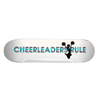 TOP Cheerleaders Rule Skateboard Deck