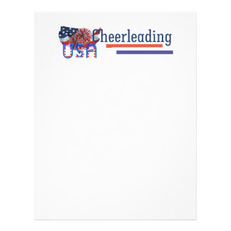 TOP Cheerleading in the USA Flyer