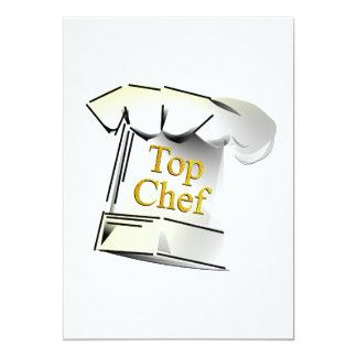 Top Chef Card