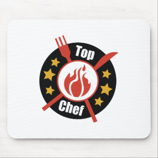 Top Chef Mouse Pad