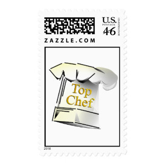 Top Chef Stamp