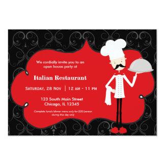 Top Chef Restaurant Custom Announcement