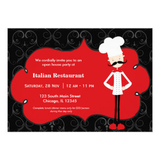 Top Chef Restaurant Cards