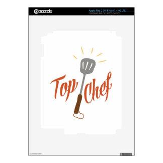 Top Chef iPad 3 Decals