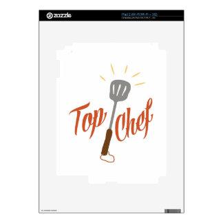 Top Chef iPad 2 Skins