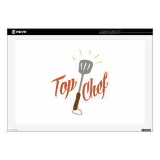 Top Chef Laptop Decal