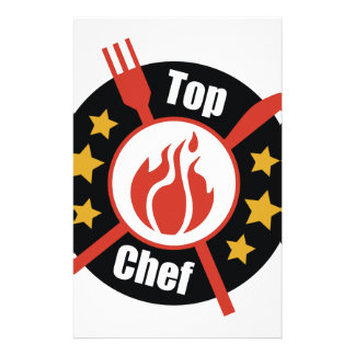 Top Chef Stationery