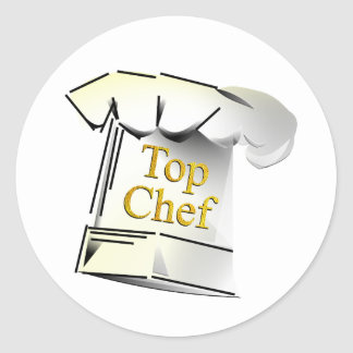 Top Chef Stickers