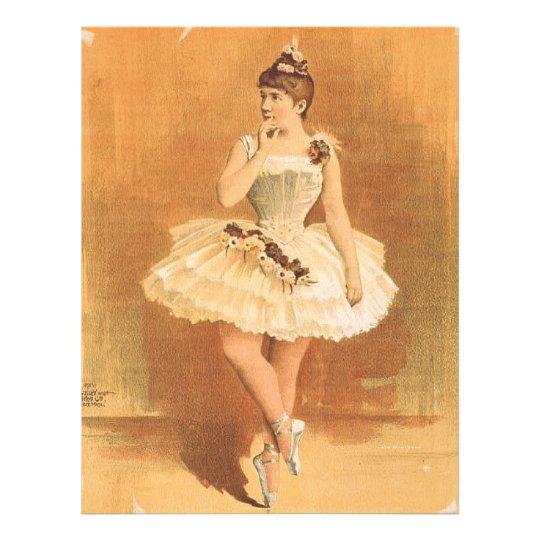 TOP Classic Ballerina Flyer