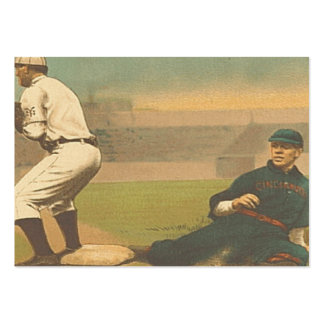 TOP Classic Baseball Business Card
