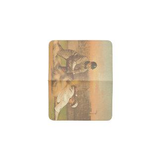 TOP Classic Baseball Business Card Holder