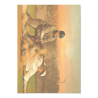 TOP Classic Baseball Magnetic Card