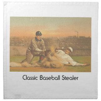 TOP Classic Baseball Napkin