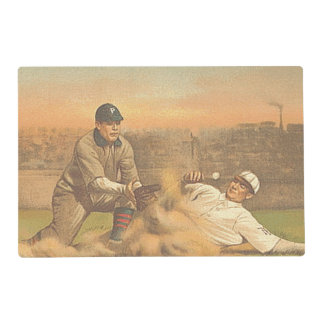 TOP Classic Baseball Placemat