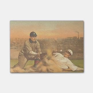 TOP Classic Baseball Post-it Notes
